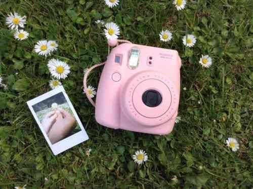 fujifilm instax mini 8+20 fotos+porta fotos+4 marcadores