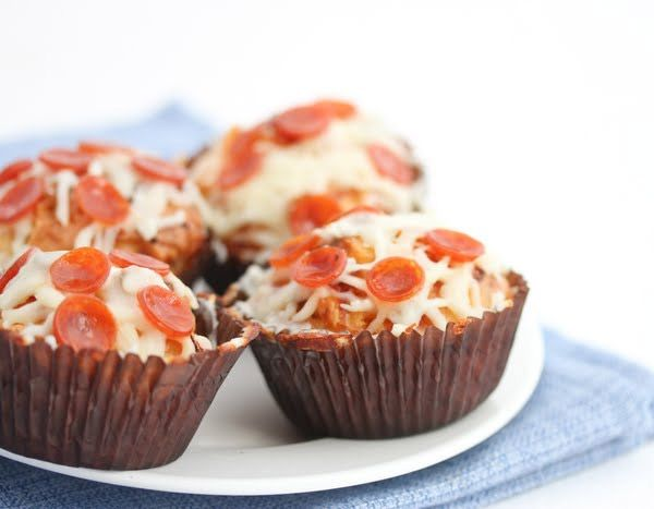 Made from a basic muffin recipe, the snacks are then topped with mozzarella cheese and mini pepperonis. This creative appetizer for parties and special occasions that is sure to be a hit. And best of all, it's easy to make. So as long as it tastes delicious, does it really matter what you call it?