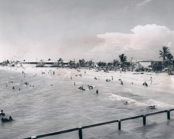17 Best Images About Vintage Ft Myers Beach On Pinterest Luggage Labels Connecticut And History