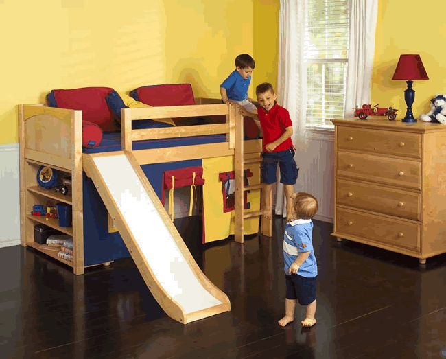 Best 17 Best Images About Slide Bunk Beds On Pinterest Play 400 x 300