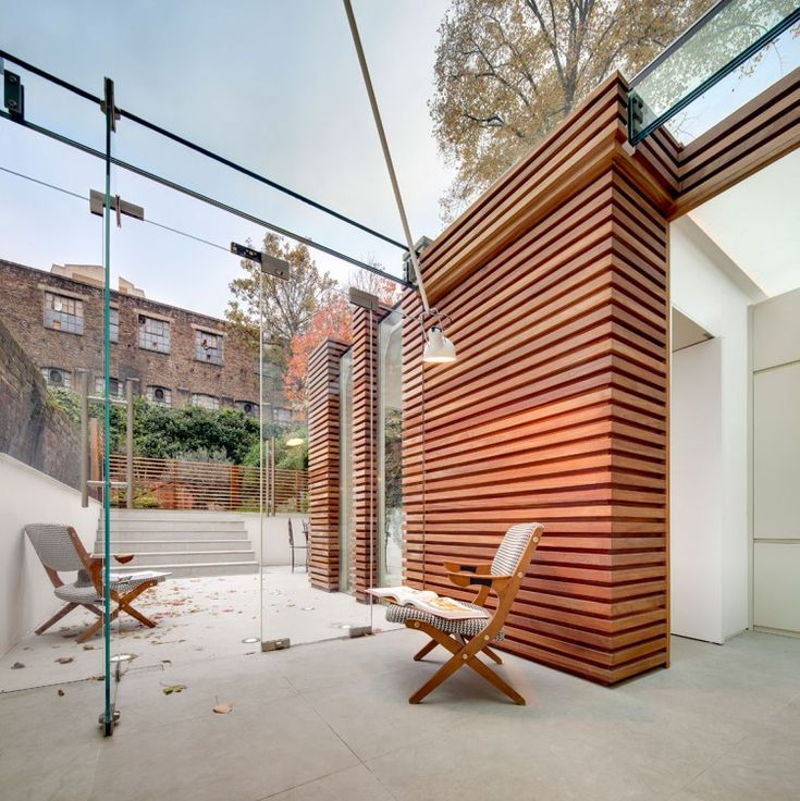Duncan Terrace by DOS Architects | HomeDSGN, a daily source for inspiration and fresh ideas on interior design and home decoration.