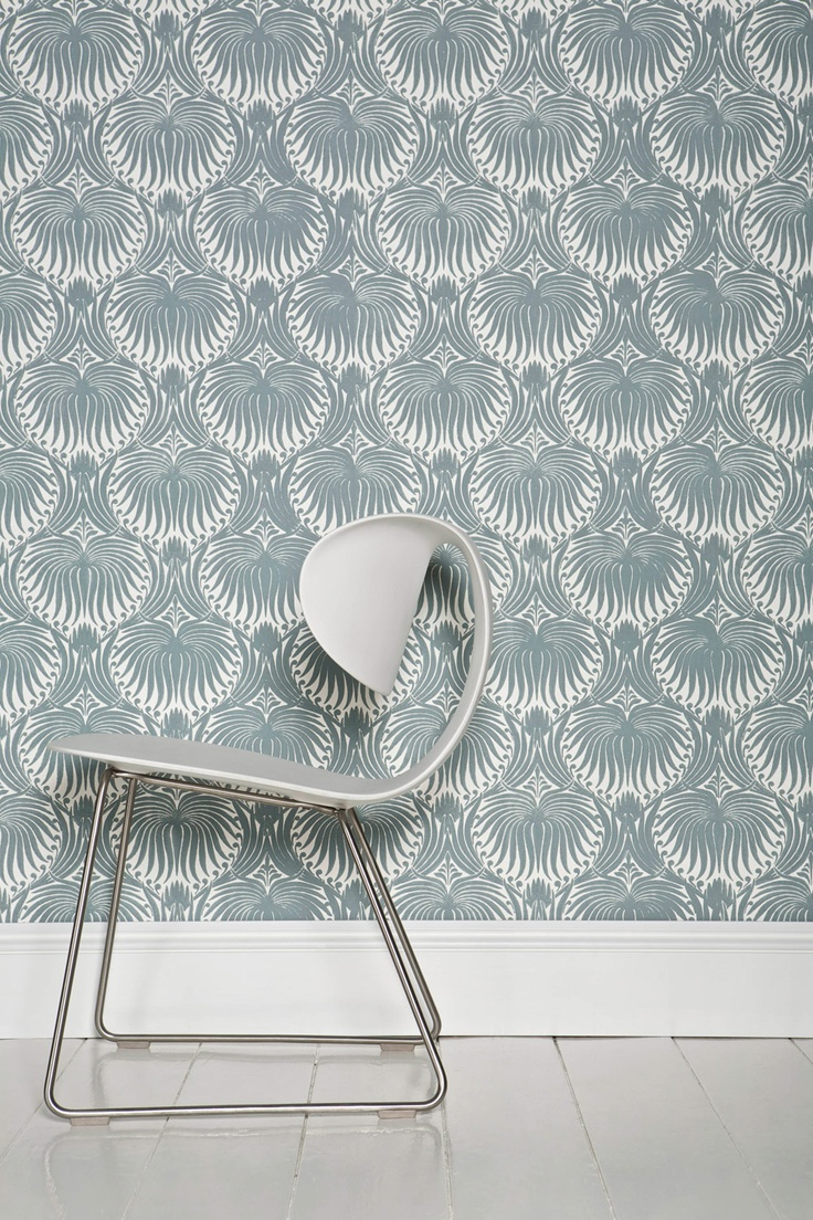 Farrow & Ball - The Lotus Papers BP 2054