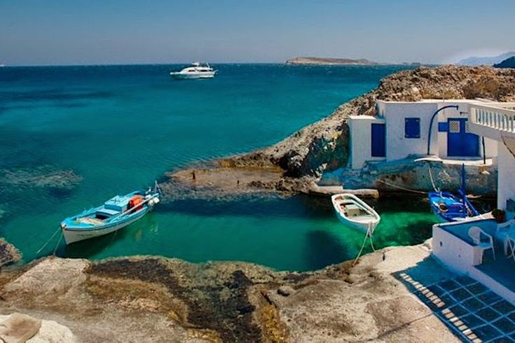 Destinations of Greece: Kimolos Island