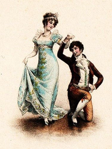 """танц классы """"Идём на бал"""""""
