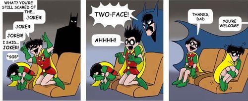 Batman can out troll anyone
