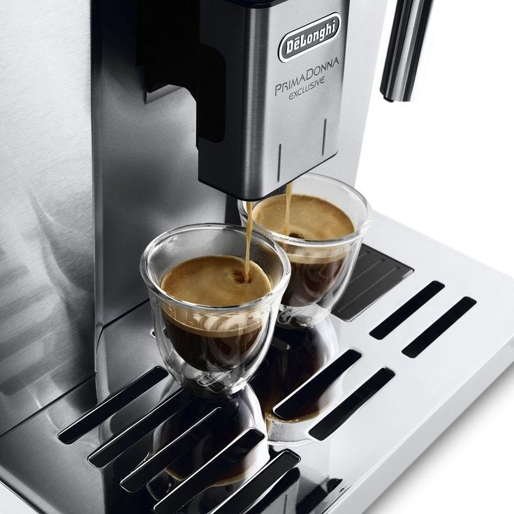 DeLonghi One Touch ESAM 6900 Kaffee-Vollautomat #coffee
