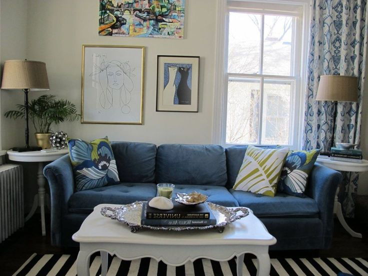 The 25+ best Navy blue and grey living room ideas on Pinterest ...