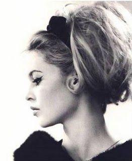 bridget bardot: Cat Eye, Bridget Bardot, Style Icons, Bardot Hair, Big Hair, Hair Style, 60S Hair, Brigittebardot, Brigitte Bardot