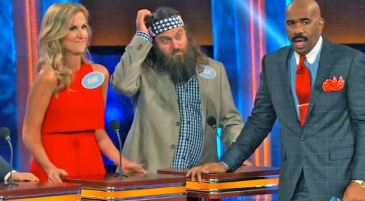 Willie Robertson's family participated in the ever-popular game of Family Feud, and it was a hoot! While playing to...