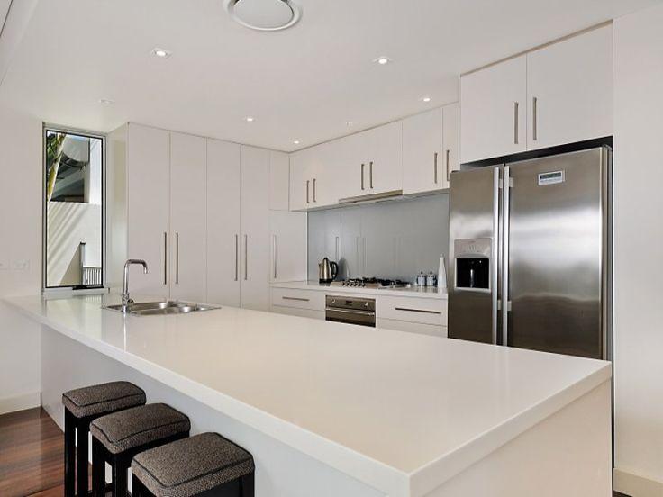 Contemporary Galley Kitchen