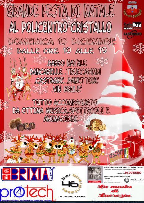 Grande Festa di Natale a Rezzato http://www.panesalamina.com/2013/19427-grande-festa-di-natale-a-rezzato.html