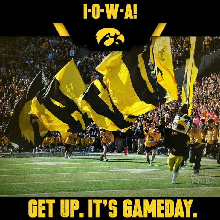Iowa hawkeyes! On Iowa!!!!
