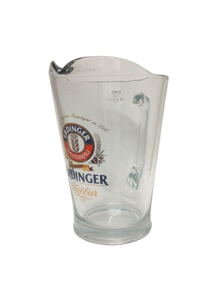 #Erdinger #Weissbier #German #Beer #Germany #Pitcher #Masskrug #Collectables #Breweriana #Beerglass #BeerPitcher #Weissbeer #eBayUS #oktoberfest #munich #beerglasses #giftideas #giftideasforhim #giftideasformen #christmasgift #giftsformen #giftsforhim #bavaria #bavariansouvenirs #beersouvenirs #germansouvenirs #NewYork #Houston #LosAngeles #Miami #SanFrancisco