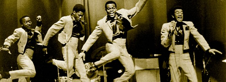 The Precisions live at The Apollo, New York From Keith Rylatt's 'Groovesville USA'