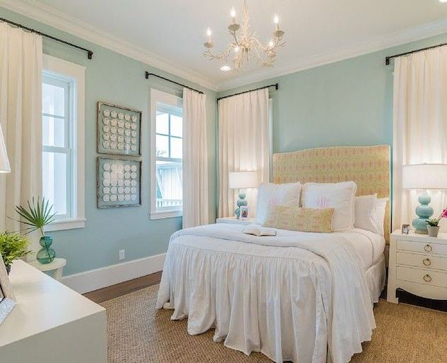 beach house bedrooms. I love seeing a beautiful beach house  and it is fun to see the styles Best 25 Beach curtains ideas on Pinterest Nautical bedroom