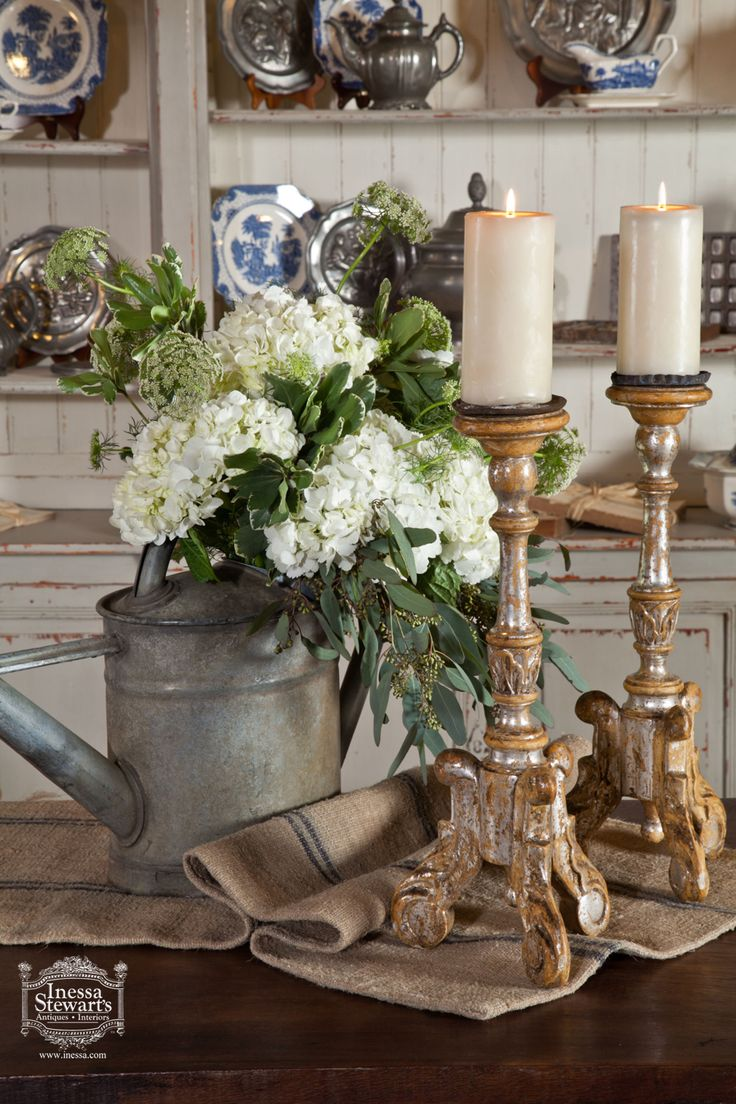 Country French Antiques   Inessa Stewart's Antiques   www.inessa.com