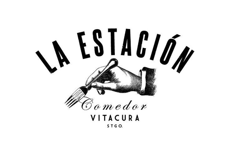 la estacion: Branding Inspiration, Typography Design Inspiration, Desde Chile, Luxury Logos, Art, Design Studios, Design Applause, Logos Luxury