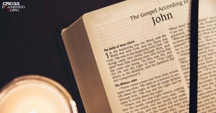Theologies that John Chapter One Combats | Because He Lives