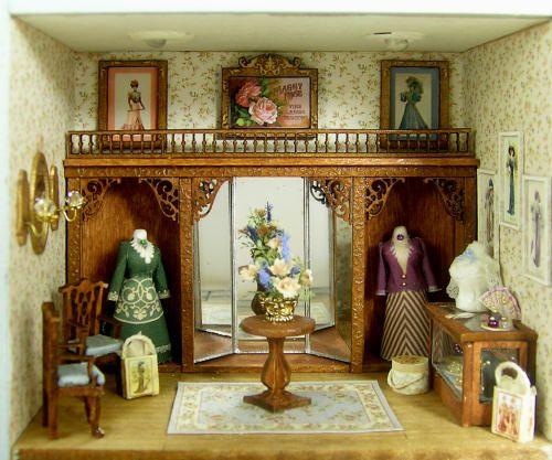 Quarter Scale Dress Shop - Click Image to Close