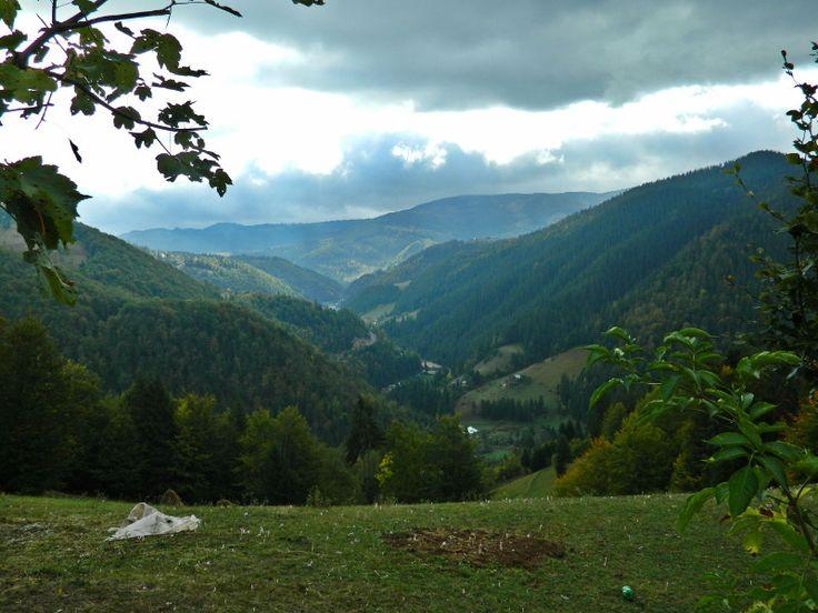 Hiking trail - Apuseni Natural Park