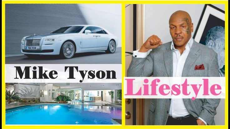 Mike Tyson Lifestyle 2017 ★ Net Worth ★ Biography ★ House ★ Cars ★ Income ★ Wife ★ Family https://youtu.be/eedBye_7Ppc