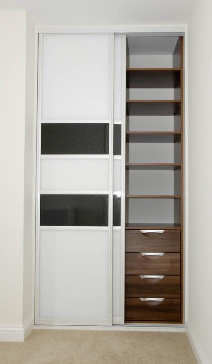 17 best ideas about bespoke wardrobes on pinterest. Black Bedroom Furniture Sets. Home Design Ideas