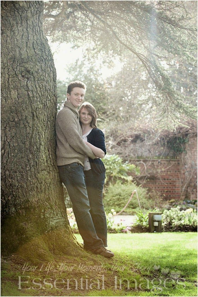 Wedding Photographers in the New Forest: Love is in the air ..... a pre wedding shoot