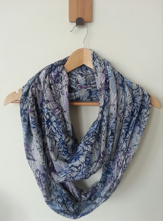 Handmade Infinity Scarf from HomeSpun Dazzle on Etsy  Find them at the Fall #madebyhandshow October 19, 2013 at the international centre
