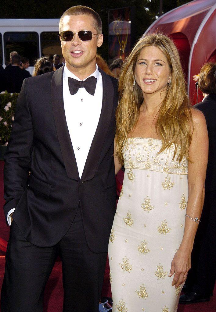 Jennifer Aniston Brad Pitt | ... Hollywood Hottest Wallpapers: Brad Pitt And Jennifer Aniston 2010
