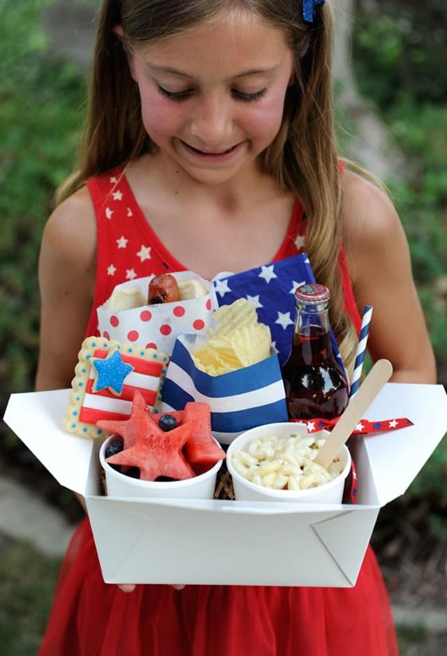 Ideas for Celebrating the Fourth of July with Kids: Recipes Ideas, Stars Spangled, July Parties, Fourth Of July, 4Th Fun, 4Th Of July, July 4Th, Parties Ideas, Summer Recipes