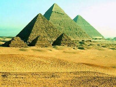 Pirâmides do Egito papel de parede