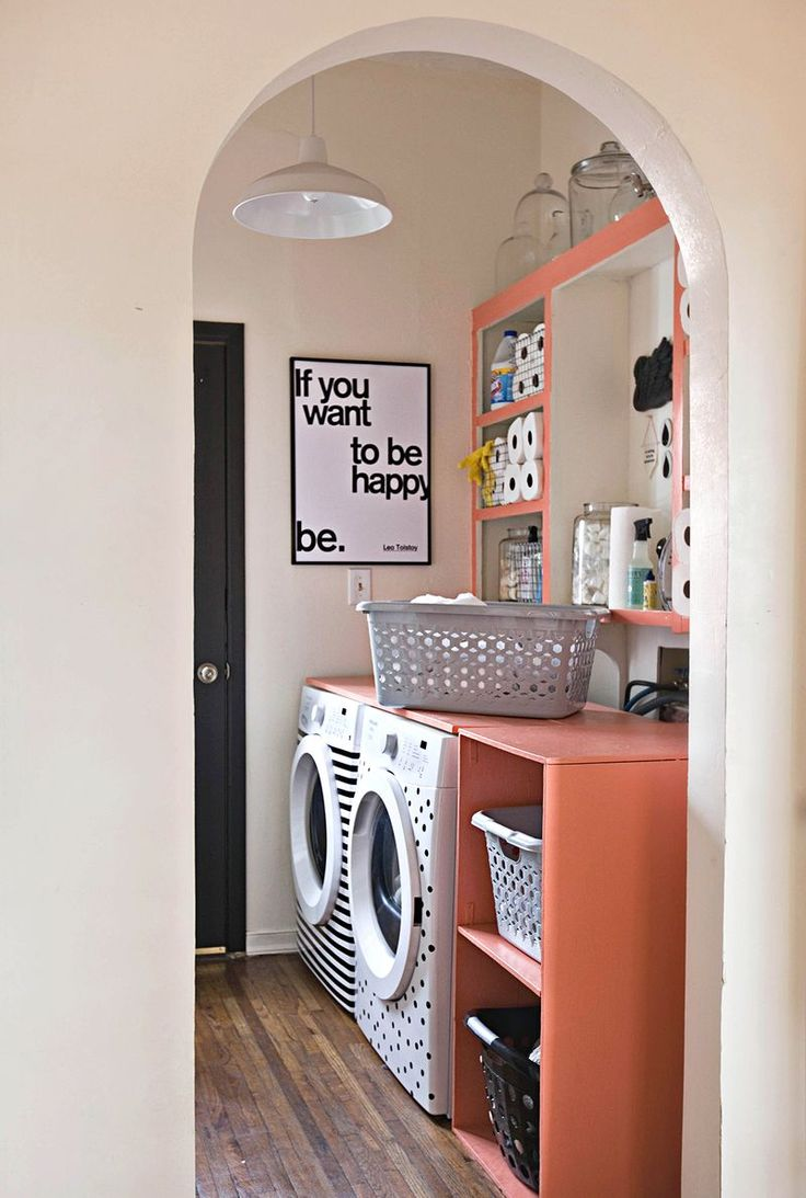 282 best Lovely Laundry Rooms images on Pinterest | Laundry room ...