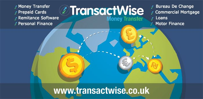 TransactWise Online Currency Exchange, Prepaid Cards, Money Transfer, Loans, Commercial Mortgage, Residents Mortgage, Motor Finance TransactWise 338 regents park road London N3 2LN www.transactwise.co.uk info@transactwise.co.uk Ph: 0208 371 9977