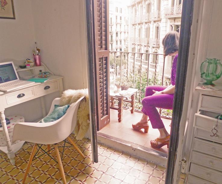 #decoration #studio #workspaces #barcelona #jewellery #vintage