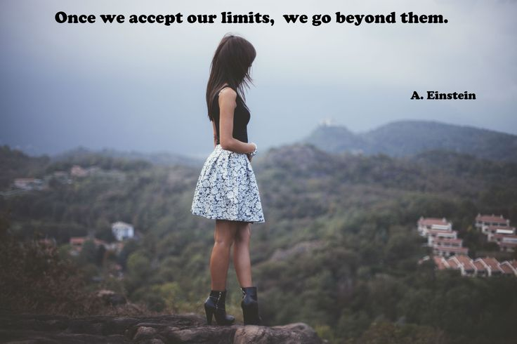 Go beyond your limits