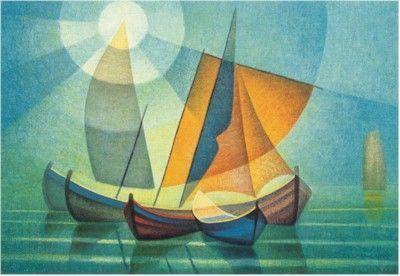 Bateaux Portugais, Louis TOFFOLI