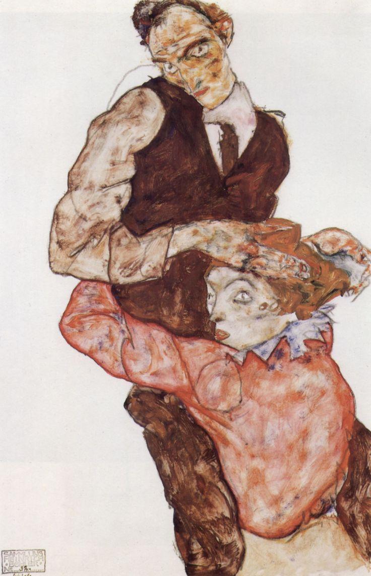 Liebespaar [1] 1914-15