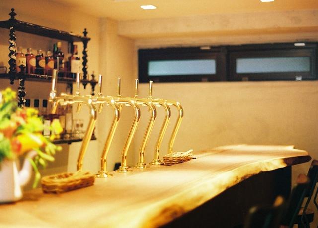 ginza bar in Japan
