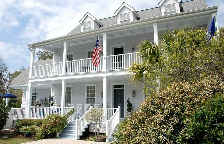 Dupre House Bed And Breakfast Georgetown Sc