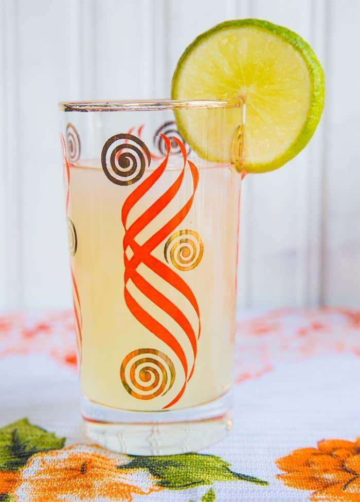 Gin Gimlet Recipe