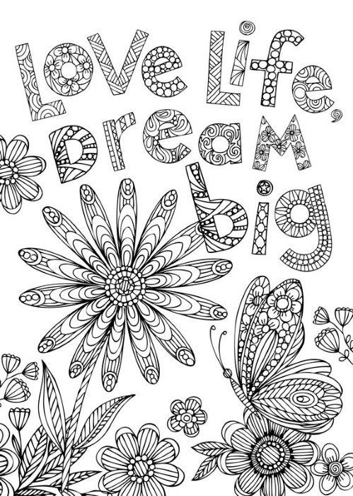 Спектр Нуар Colorista Блокнот А4 Маркер - В Полном Расцвете - Для Взрослых Раскраски - Раскраска - Арт И Окрашивания