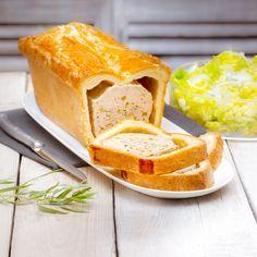 Pâté en croute au poulet et à l'estragon. Recettes prêtes en avance. Cuisine Companion de Moulinex votre compagnon culinaire au quotidien pour des recettes faciles et rapides. Marielys Lorthios - Photographe professionnelle / photographe culinaire / styliste - http://www.marielys-lorthios.com/