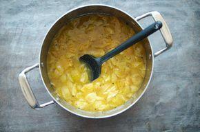 Vanilla Yellow Plum Jam