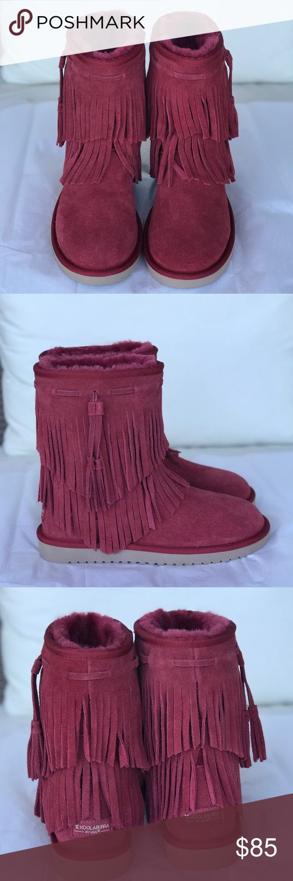 KOOLABURRA BY UGG CABLE BOOTS Brand new without box  KOOLABURRA BY UGG IS A SISTER COMPANY OF UGG AUSTRALIA BRAND UGG Shoes Winter & Rain Boots