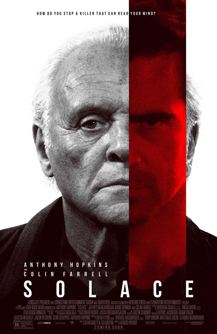 SOLACE Trailer: Psychic Colin Farrell Goes Toe to Toe with Psychic Anthony Hopkins in Serial Killer Thriller — GeekTyrant