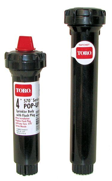 Toro 570 Series Pop-Up Fixed Spray Type Sprinkler