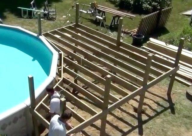 Free Pool Deck Design Tool Pool Deck Plans Backyard Pool Landscaping Pool Landscaping