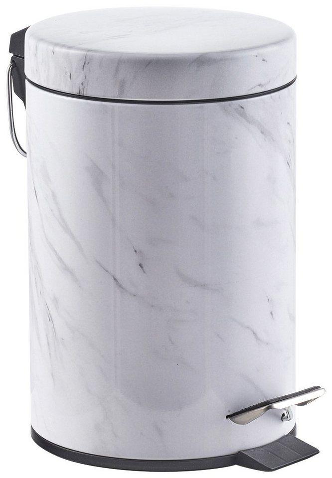 Zeller Treteimer Marmor Badezimmer Otto Eimer