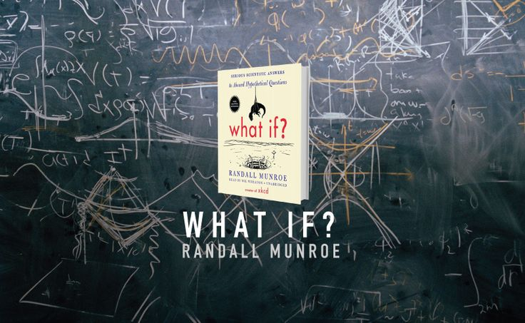Bill Gates reviews What If? by author Randall Munroe.