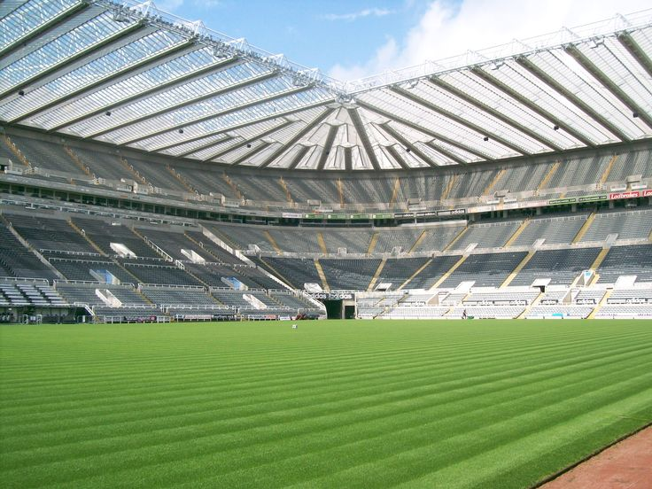 St James' Park, Newcastle United